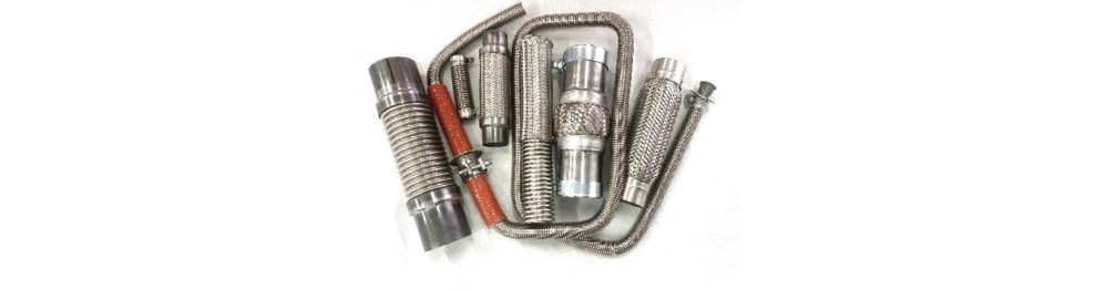 Flexible inox, onduleux et tresse