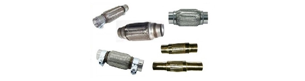 Flexible inox sur mesure à souder ou à colliers